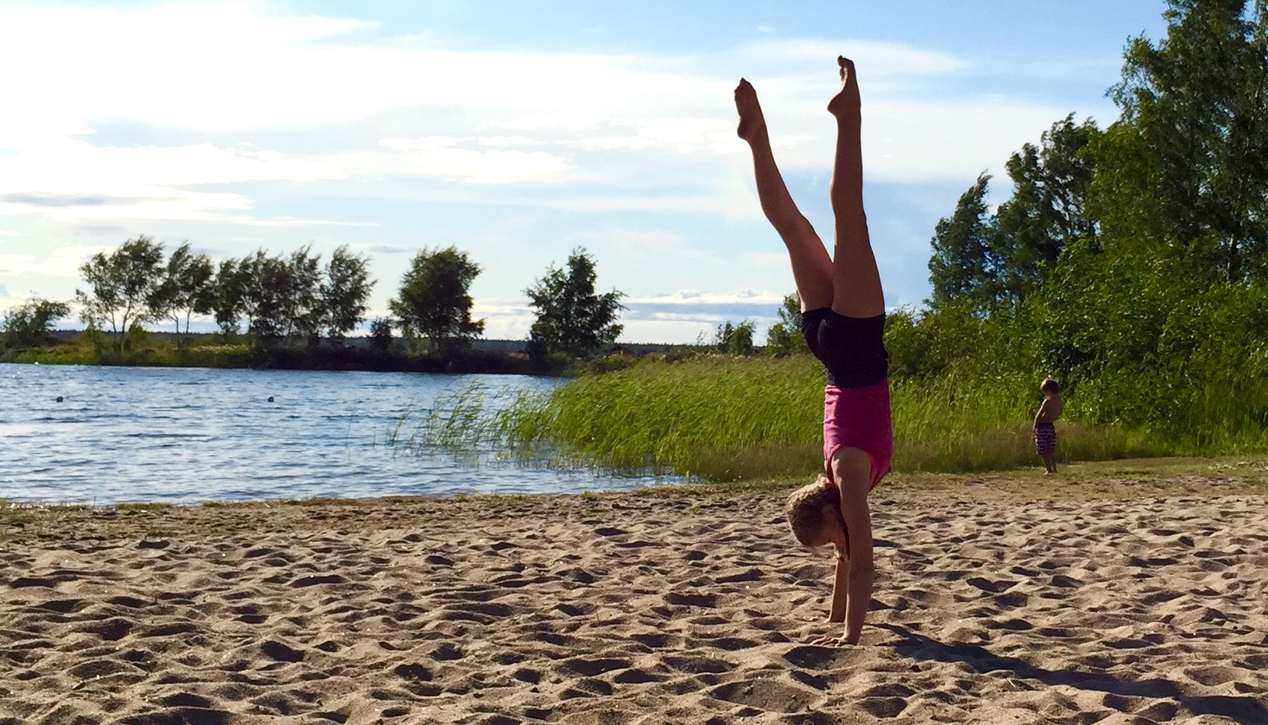 yoga handstand gotta joga