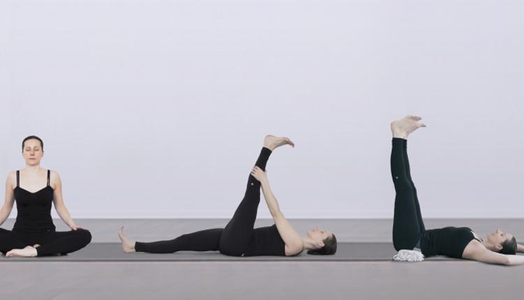 Short Evening Easy Gotta Joga yoga app
