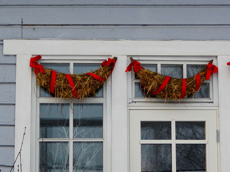 christmas home Finland Hollola