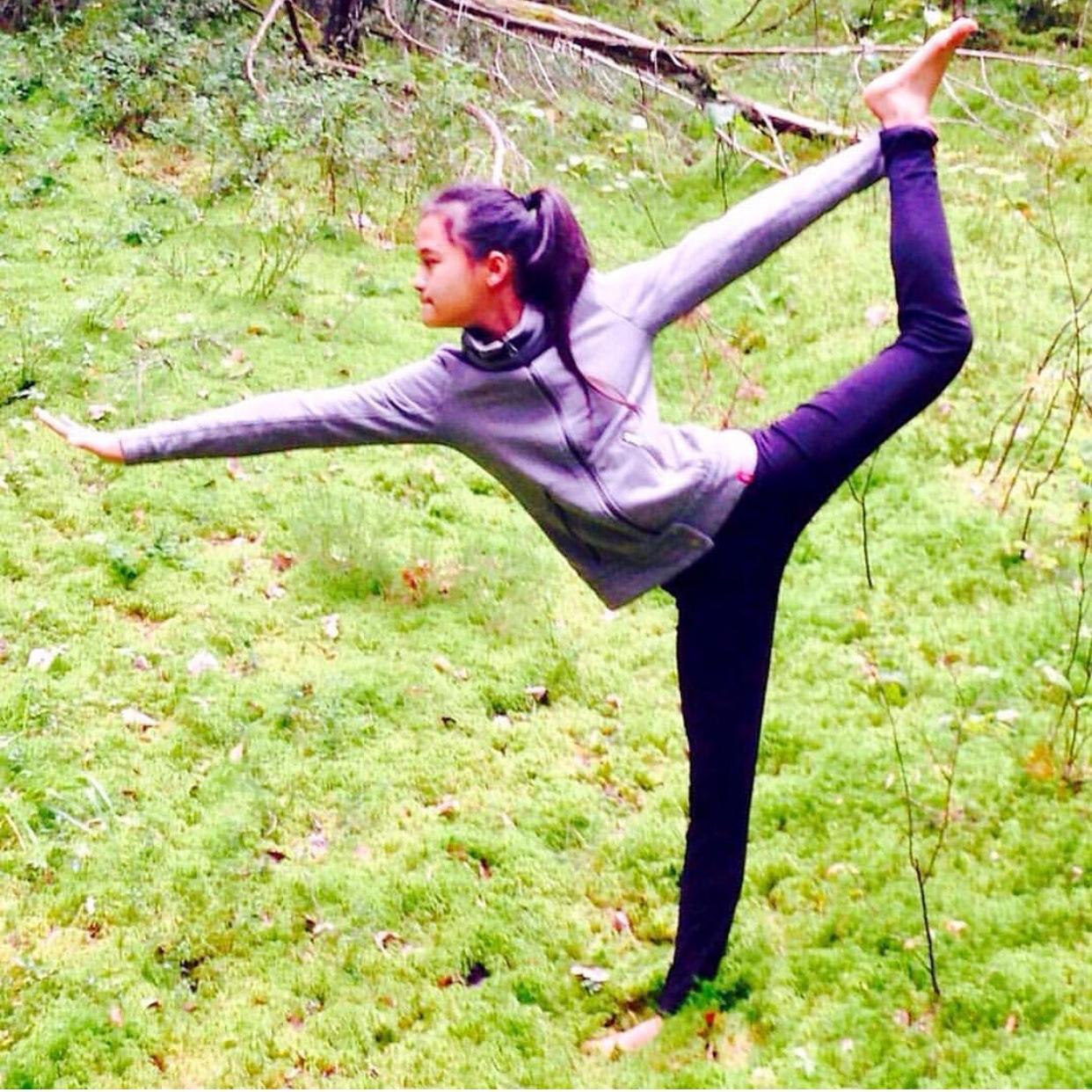 dancers pose gottajoga yoga app