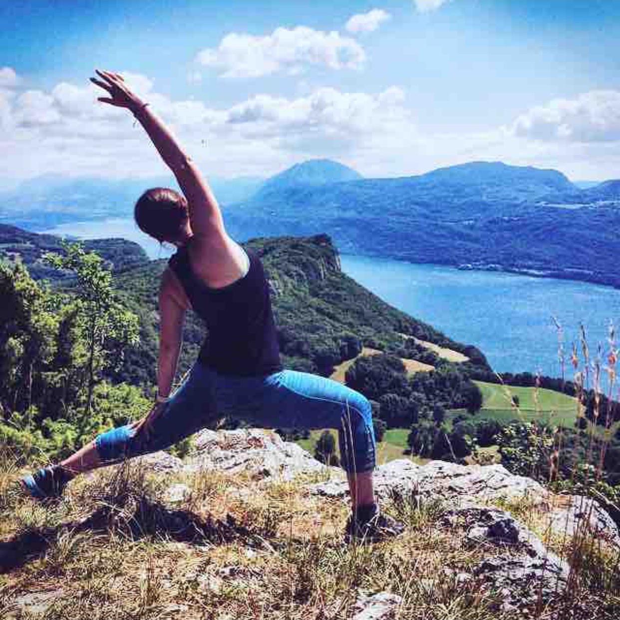 gotta joga yoga app reverse warrior