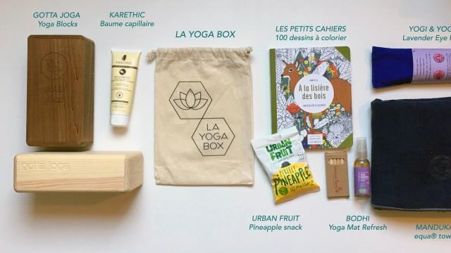 la yoga box wishlist