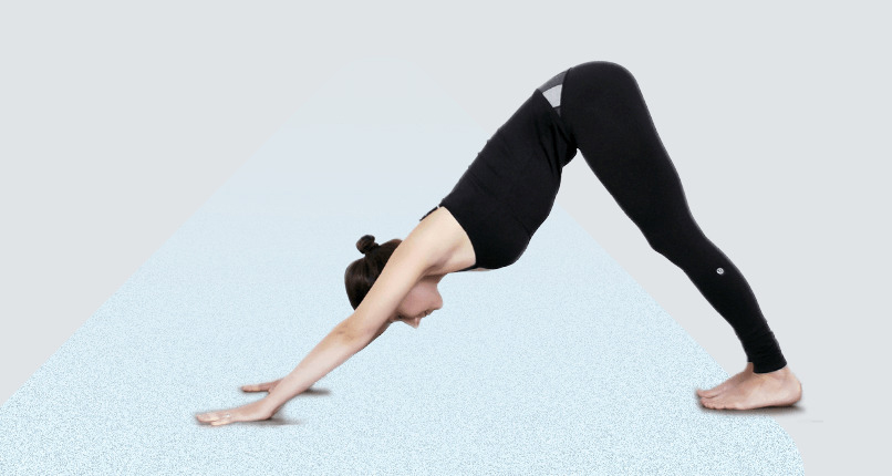 downward facing dog gottajoga yoga app