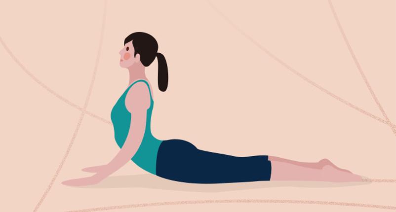 cobra pose gotta joga yoga app