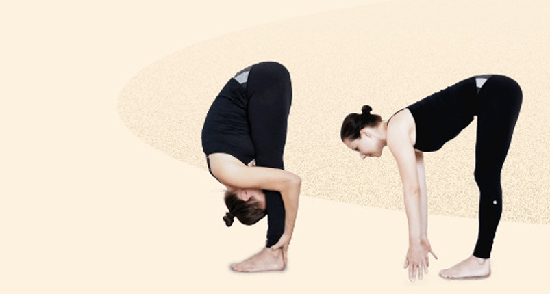 forward bends gottajoga yoga app