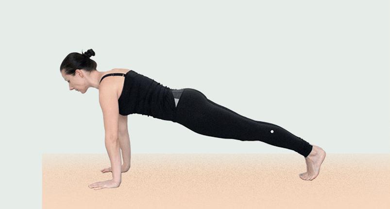 plank pose gotta joga yoga app