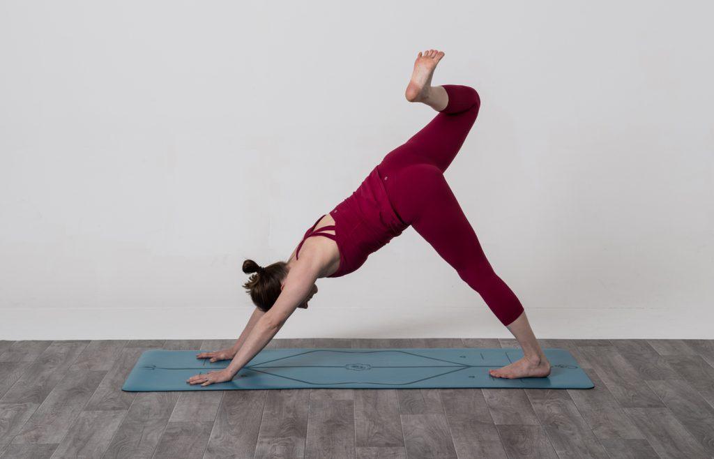 chien à trois pattes yoga gotta joga