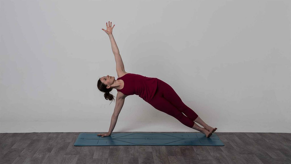 vasisthasana side plank yoga pose