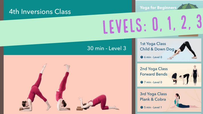 Which Yoga Class Level Is Good For Me Gotta Joga